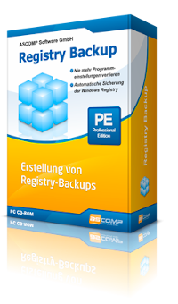 Registry Backup Professional