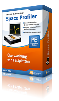 Space Profiler Professional - Firmenlizenz