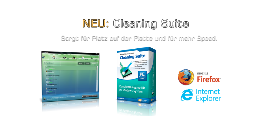 Cleaning Suite